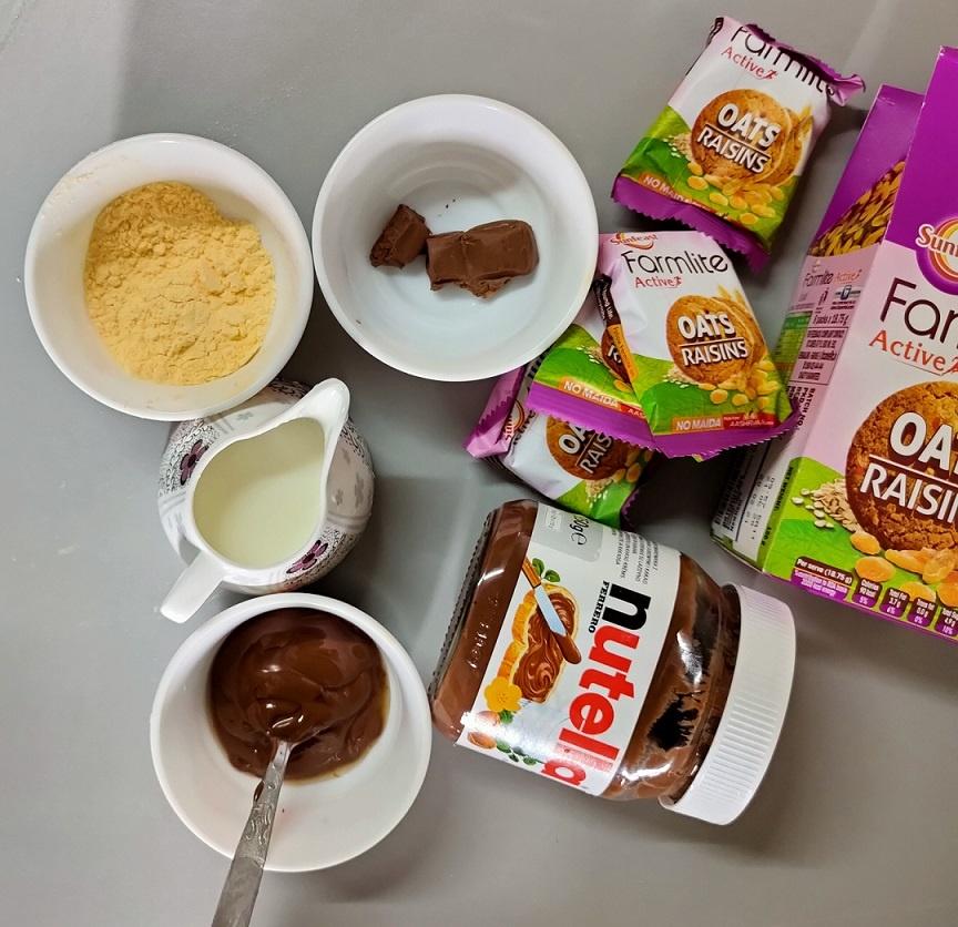 Chocolate Pudding Shots