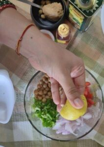 veg thai salad