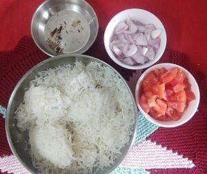 healthy tomato rice recipe