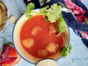 healthy tomato soup for weight -loss without cream