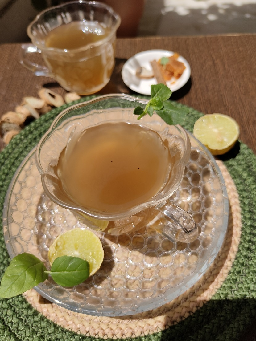 Tulsi Kadha | How to make Kadha for Relief in Cold and Cough